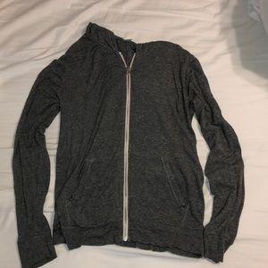 Zip up hoodie!